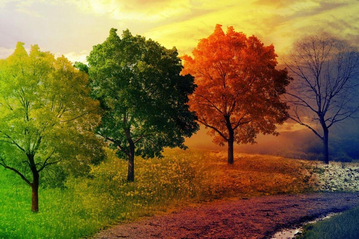 Mevsimlerle İlgili Bilmeceler