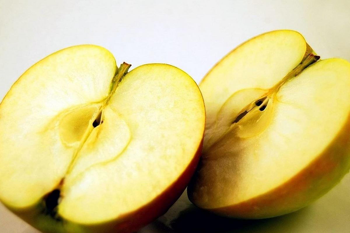 Bir Elmanın Yarısı Neye Benzer Bilmecesi